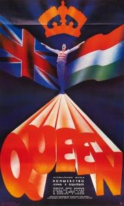 Varazslat Queen Budapesten